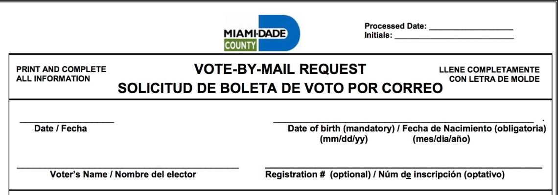 Vote By Mail Art